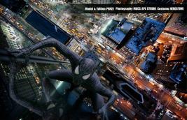 Black Spider Climb Side copia