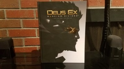 Prima Deus Ex: Mankind Divided Limited Edition Guide