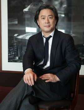 Director, Park Chan-wook