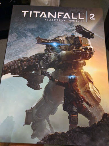Official Titanfall 2 Collector's Edition Guide Review