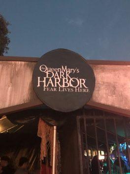 Queen Mary's Dark Harbor
