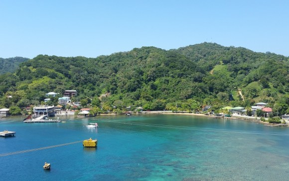 A view of Honduras