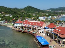 The Port in Honduras