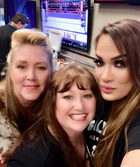 """Helena """"Daisy"""" Lacount, MTV & WWE Superstar Nia Jax"""