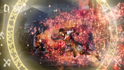 Warriors Orochi 4 Yukimura Magic_2