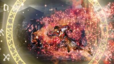 Warriors Orochi 4 Yukimura Magic_2