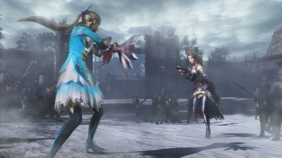 Warriors Orochi 4 Zhang Chunhua vs Wang Yuanji