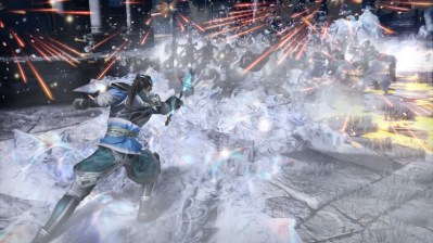 Warriors Orochi 4 Zhou Yun Magic_2
