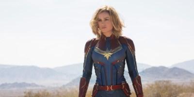 Captain Marvel Insert Stand