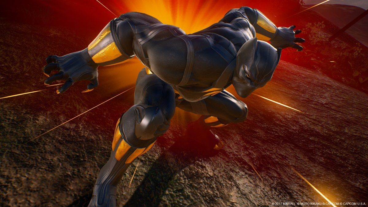 The Dream Of A Digital Wakanda Black Panther Video Game