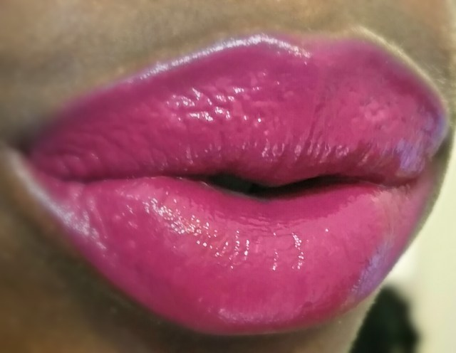 NYX Spice Cake Intense Butter Gloss Review