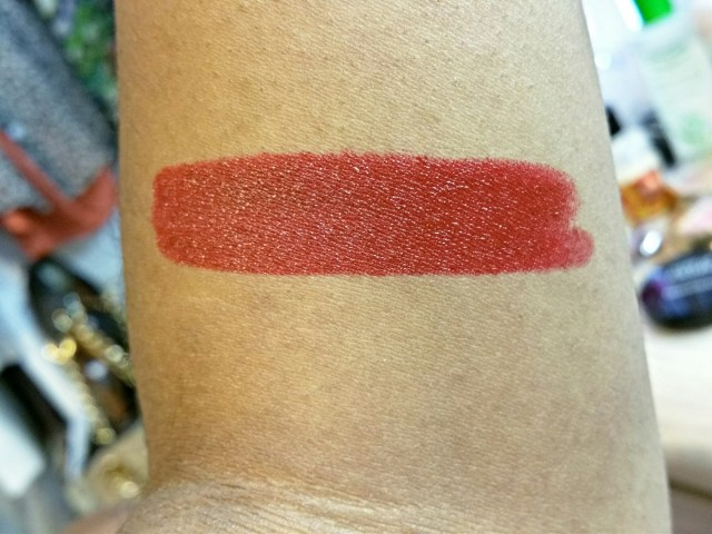 NYX Burlesque High Voltage Lipstick