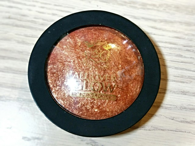 Ruby Kisses Bronze Glow All Over Glow Bronzing Powder