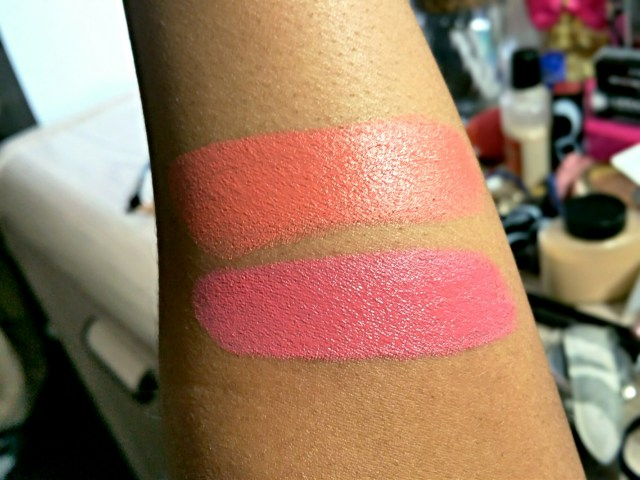 Maybelline Matte Master Blush Fiery Flora Rosy Rush