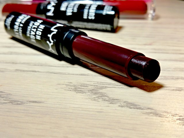 NYX Dahlia High Voltage Lipstick