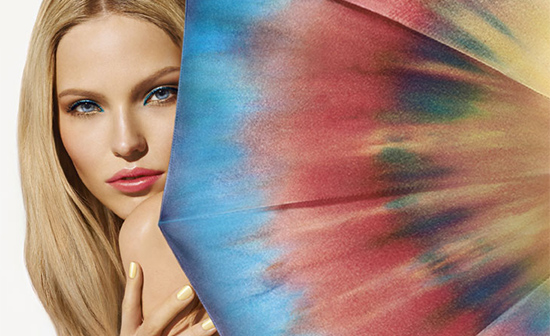 Dior Tie Dye for Summer 2015
