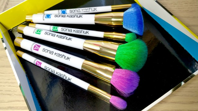 Sonia Kashuk Art of Makeup ABC 6 Piece Brush Set
