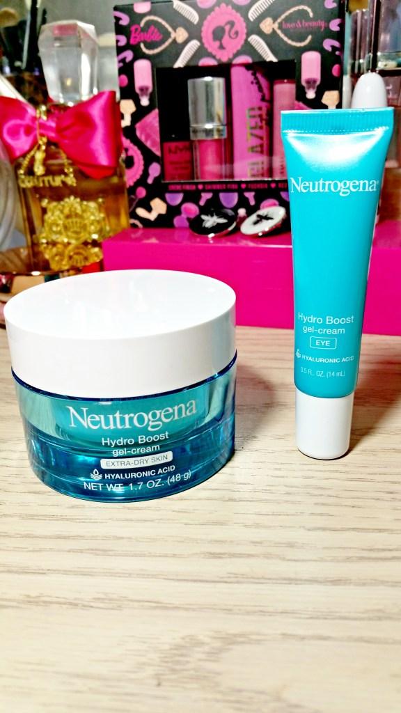 Neutrogena Hydro Boost Gel Cream Eye Face