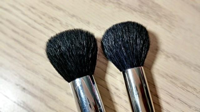 Sedona Lace FB 05 Dome Contour MAC 109 Small Contour Brush