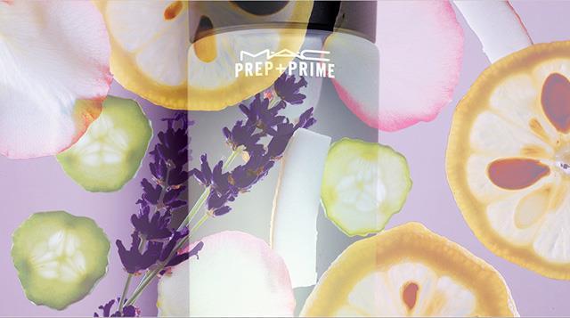 MAC Prep + Prime Fix+ Collection