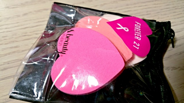 Forever 21 Love & Beauty Makeup Sponges