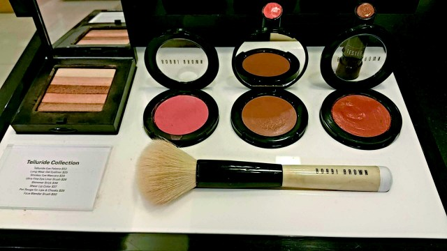 Bobbi Brown Telluride Collection