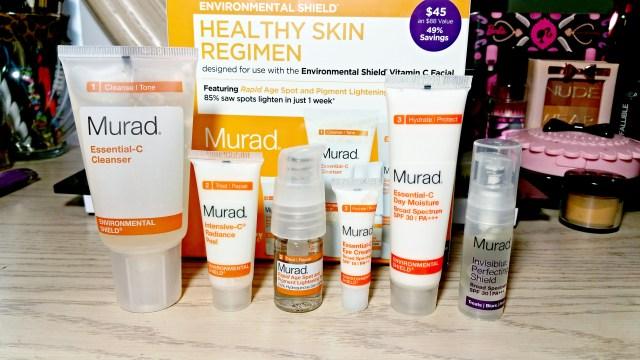 Murad Essential-C Healthy Skin Regimen