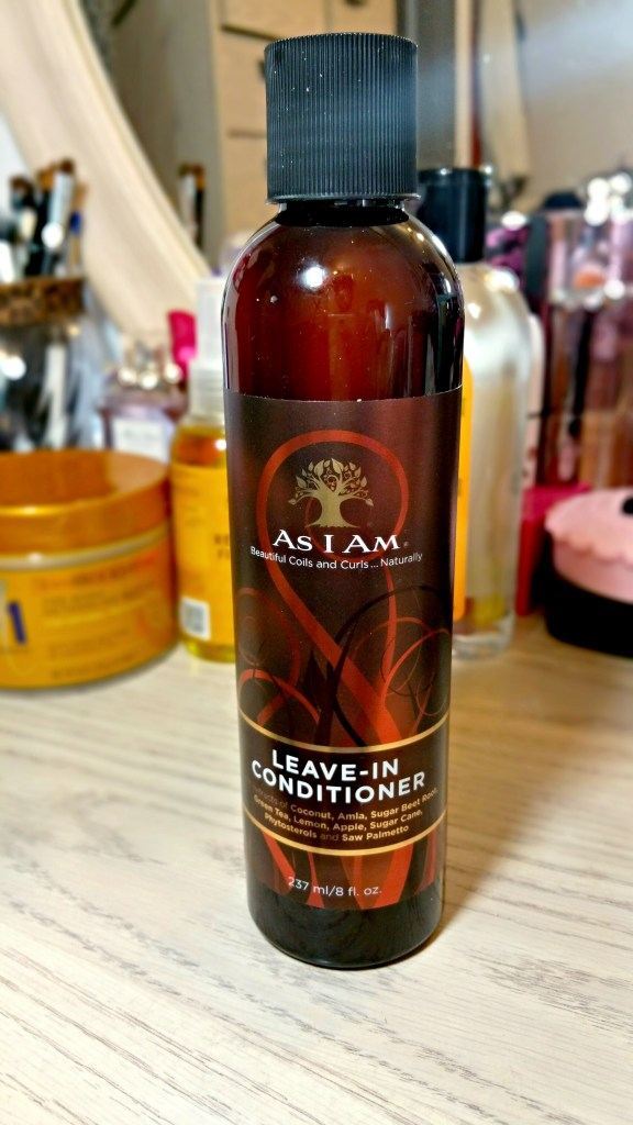 As i am leave in conditioner review
