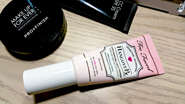 Too Faced Hangover Replenishing Face Primer
