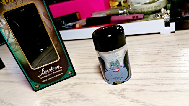 Disney Ursula Leviathan Shimmer Powder