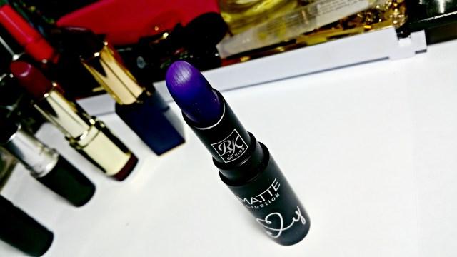 Ruby Kisses Purple Affair Mattem Lipstick