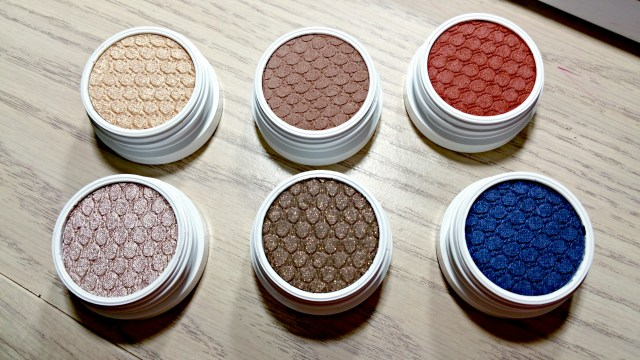 ColourPop Forever Freshman Set: Crimper, As If, Melrose, Koosh, 90210, Baby T Super Shock Shadow