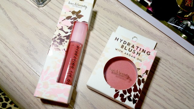 Forever 21 Love & Beauty Natural Hydrating Lip Gloss, Georgia Peach Hydrating Blush