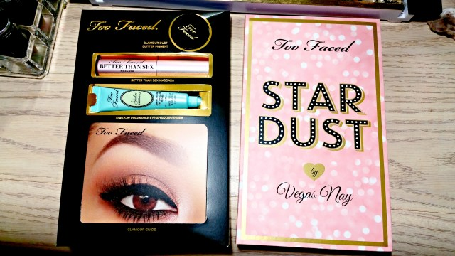 Too Faced Vegas Nay Star Dust Palette