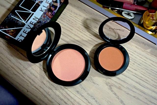 MAC Faerie Whispers Pearl Blossom Beauty Powder, Cheek Pollen Blush