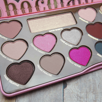 Too Faced Chocolate Bon Bons Palette Sneak Peek!