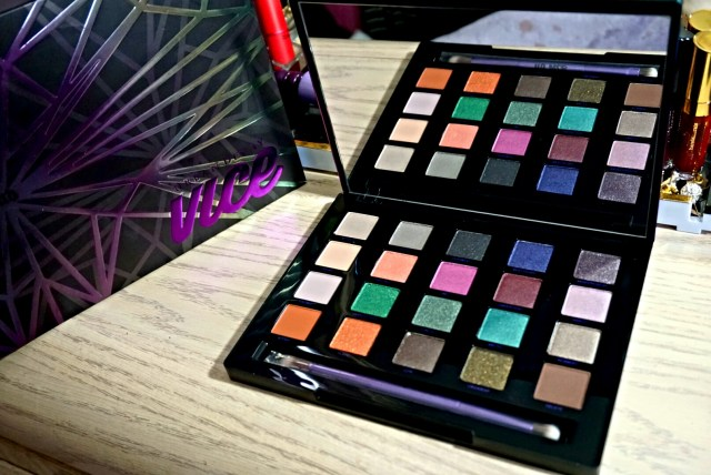 Urban Decay Vice4 Palette