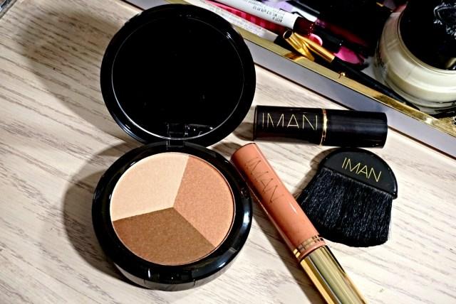 Iman Luxury Contour Trio