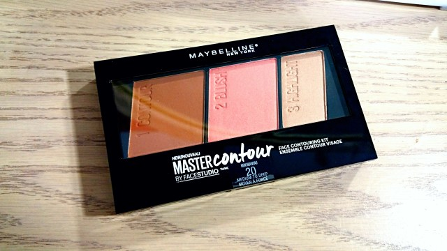 Maybelline Master Contour Face Contouring Kit 20 Medium to Deep