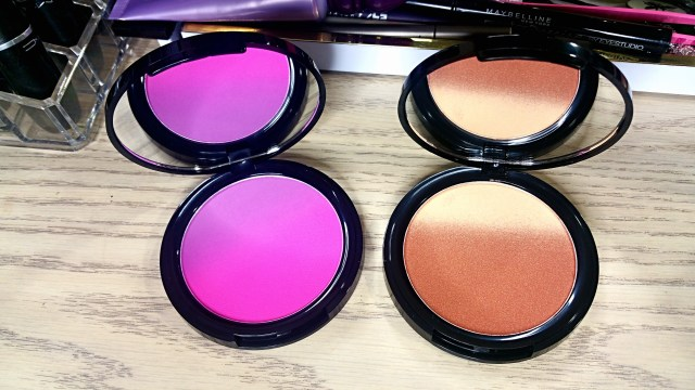 NYX Code Breaker, Nude to Me Ombre Blush