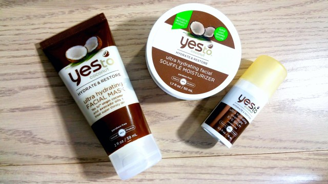 Yes to Coconut Ultra Hydrating Skincare