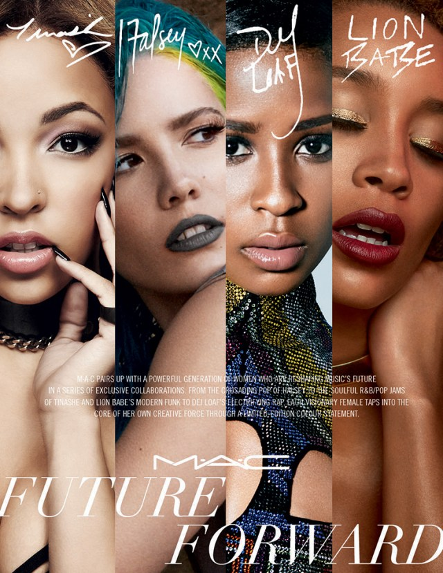 MAC Future Forward Collection for Spring 2016