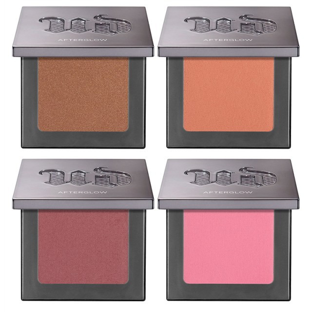 Urban Decay High Color Lip Gloss + Afterglow Blush for Spring 2016