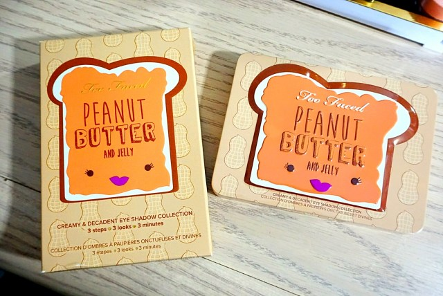 Too Faced Peanut Butter and Jelly Eyeshadow Palette