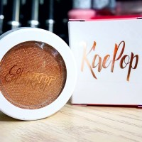 ColourPop x Karrueche Glo Up Super Shock Cheek Review