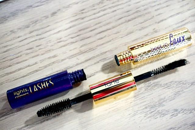 Tarte Lights, Camera, Lashes Mascara & Lash Fibers