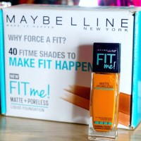 Maybelline Makes Fit Happen!
