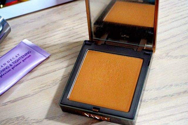 Urban Decay Naked Skin Ultra Definition Pressed Finishing Powder in Naked Dark