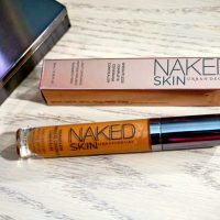 Urban Decay Naked Skin Weightless Complete Coverage Concealer Review