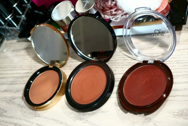 3 Bronzers for Brown Skin